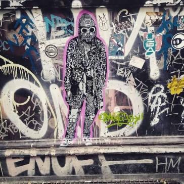 Kurt Cobain (2016), Copenhagen (Denmark).