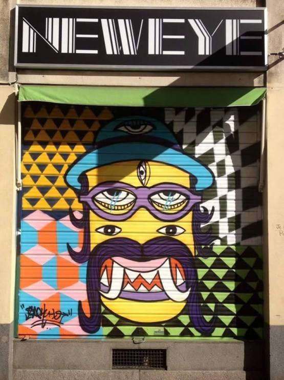 Babaji (2016), Nantes (France).