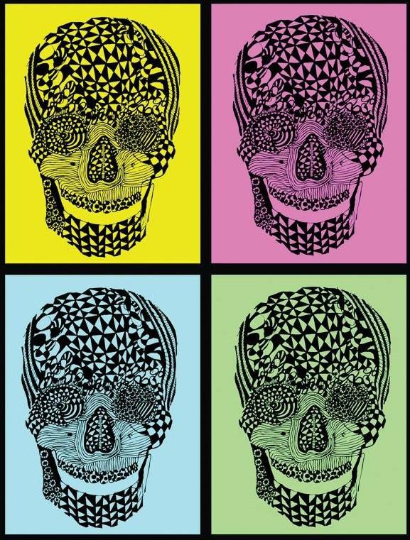 Digital Skull (2)