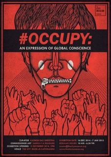 EXHIBITIONS 2014 Occupy