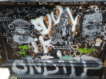 Stencil (2016), Copenhagen (Sweden).