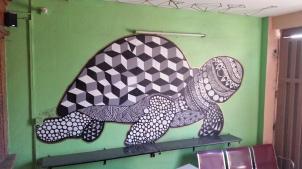 Turtle (2013), Kathmandu (Nepal).