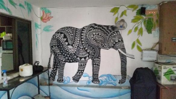 Elephant (2013), Kathmandu(Nepal