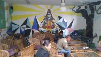 Shiva (2013) , Kathmandu (Nepal).