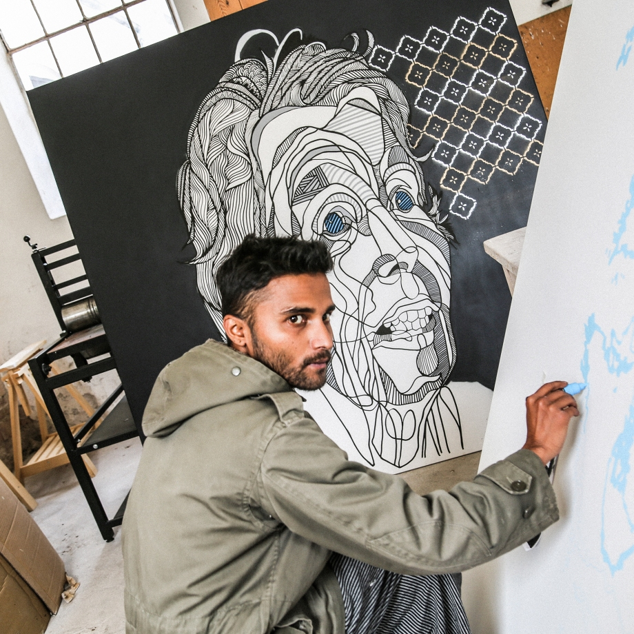 Aditya Aryial at Anexet