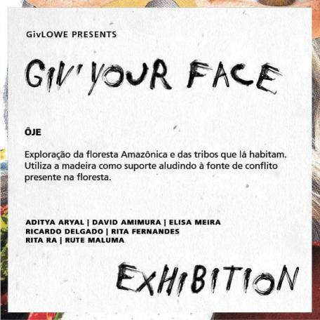 GivLOWE - GivYourFace 2